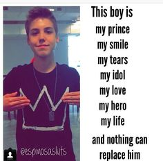 Love him, But I love him to the Moon and Back!!!!!!! ღ He is my prince and I`m his princess ♚