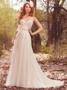 Gorgeous dress from Andreas Bridal