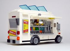 LEGO Ideas - Food Truck