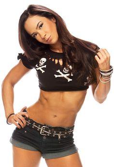 WWE Diva Roster 2013
