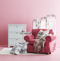 * Beautiful Homes, Pink, House Of Beauty, Pink Hair, Roses