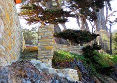 Clinton Della Walker Residence, 1951, Frank Lloyd Wright, Carmel-by-the-Sea, California