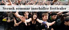 Svensk sommar innehåller festivaler Movies, Movie Posters, Films, Film Poster, Cinema, Movie, Film, Movie Quotes, Movie Theater