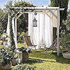 Tente De Reception Tonnelle Et Pergola Outdoor Outdoor Structures Garden