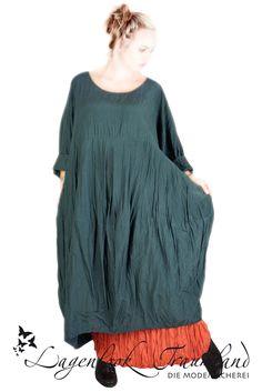 $296__  Cocon Commerz Personalize - BALLOON DRESS SILK Gr 44 46 48 50 52 54 - magic