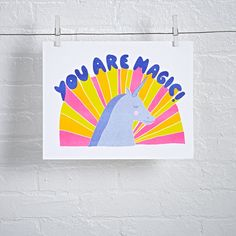 You are Magic!