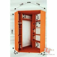 Standard Wardrobe Closet Design Guidelines - Engineering Discoveries Corner Closet, Corner Wardrobe, Wardrobe Closet, Wardrobe Design Bedroom, Closet Bedroom, Closets Pequenos, Clothes Shelves, Bedroom Cupboards, Wardrobe Cabinets