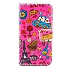 Housse iPhone 4/4S Paris Lifestyle