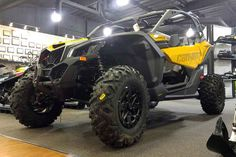 New 2017 Can-Am Maverick X3 X DS Turbo R ATVs For Sale in California. 2017 Can-Am Maverick X3 X DS Turbo R, 2017 Can-Am® Maverick X3 X DS WARP TIME AND TERRAIN The X3 X ds Turbo R is all about control, with fully-adjustable FOX 2.5 Podium RC2 HPG Piggyback shocks, with front and rear dual-speed compression and rebound settings for unparalleled flexibility on any terrain, with any driving style. Features may include: 154 hp turbocharged and intercooled Rotax® ACE engine THRILLING POWER Meet…