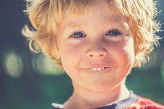 teethy smile