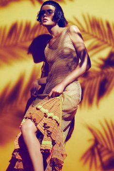 Katharina Friedrich by Alvaro Beamud Cortes for Urban Magazine