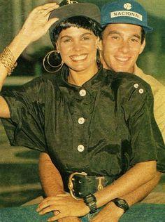 Aqui encontrara tudo sobre Ayrton Senna, fotos, revistas, livros. A história de Ayrton Senna e Adriane Galisteu. Biografia Ayrton Senna. Biografia Adriane Galisteu.