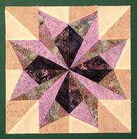 """Тихая комната: Пэчворк. Блоки в ткани: крой и сборка. """"Звезды"""" и другие."""