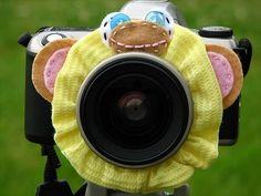 Monkey Lens Pet