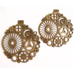 Steampunk Ornament (holidays steampunk ornament)