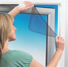 Saiba passo a passo como fazer tela mosquiteiro com velcro, e como instalar a rede na janela para não ser mais picado por mosquitos e pernilongos.