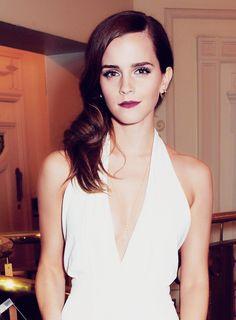 Emma Watson - British Fashion Awards in London 1/12/14