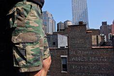 NYC & Camo What's Not To Love? #camo #nyc #skyline