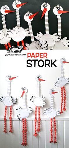 PAPER STORK | krokotak | Bloglovin'