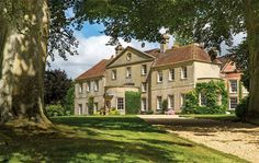 Idyllic Standen House at Chute Standen on the Hampshire-Wiltshire border has been cleverly redesigned for family life. The house sits in 41 acres.