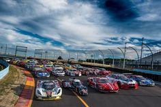 SportsCar 2016: Action Express larga em 6º para as 6h de Watkins Glen