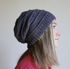 (Photo: Jamie Sande) ETA: Unfortunately this pattern is not available anymore, we are sorry for this inconvenience, but we have no influence on this decision. The Favorite Knit Slouchy Hat by Jamie…