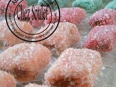 Skikrates gâteaux algerien a la noix de coco sans cuisson - Amour de cuisine