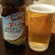 I've got a crush on @angryorchard This variety pack the hubby brought home makes…