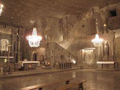 catedral de sal polonia - Pesquisa Google