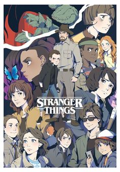 Post with 4424 votes and 179166 views. Tagged with wallpaper, anime, stranger things; Stranger Things Anime, Stranger Things Quote, Stranger Things Aesthetic, Stranger Things Netflix, Stranger Things Season, Film Anime, Stranger Danger, Anime Version, Fandoms