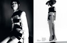 POP MAGAZINE- Chiraru in Monochrome Set by Mel Bles. Vanessa Reid, Spring 2013, www.imageamplified.com, Image Amplified (4)