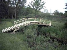 1 15 foot A very versatile and scaleable bridge design for spans ...