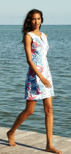 Lilly Pulitzer Janice Shift Dress in She She Shells