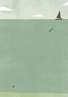 Illustrations by Ana Yael | http://inagblog.com/2016/07/ana-yael/ | #illustrations