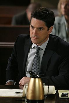 Thomas Gibson in Criminal Minds