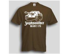 T-Shirt Jagdpanther / mehr Infos auf: www.Guntia-Militaria-Shop.de
