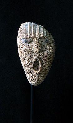 whalebone......Inuit Shaman mask  Skagway, Alaska