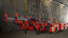 Sandvik Mining and Rock Technology Mining Equipment, Heavy Equipment, Coal Miners, Drilling Rig, Mina, Big Time, Hampshire, Monster Trucks, Construction