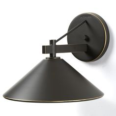 Add a touch of elegance to your outdoor space with the Longshore Tides Bush Outdoor Wall Lantern. You can use it to brighten up your patio, porch, or deck. Minimalistic yet chic in design, this wall Modern Outdoor Wall Lighting, Outdoor Ceiling Fans, Outdoor Light Fixtures, Outdoor Sconces, Outdoor Wall Lantern, Rustic Lighting, Outdoor Walls, Wall Sconce Lighting, Lighting Ideas