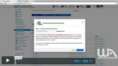 Wealthy Affiliate Video
