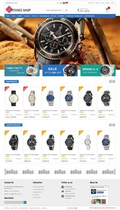 Watches Shop Responsive Magento Template | Live Preview and Download: http://themeforest.net/item/watches-shop-responsive-magento-theme/5576801?WT.ac=category_thumb&WT.z_author=Plaza-Themes&ref=ksioks