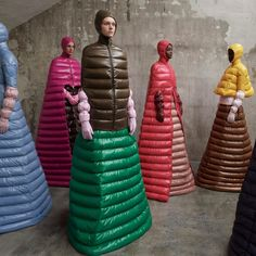 Moncler teams up with eight designers to reinterpret its down jacket