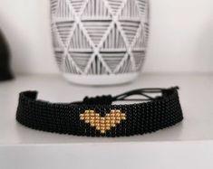 Pretty handmade beaded bracelet! Etsy Jewelry, Jewelry Shop, Jewelry Stores, Jewelry Design, Bohemian Bracelets, Beaded Bracelets, Festival Bracelets, Handcrafted Jewelry, Unique Jewelry