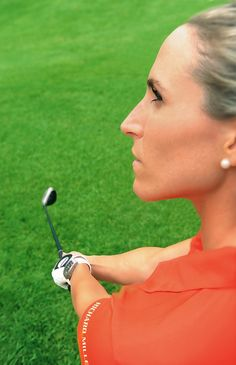 RM 007 Photo ©Tom Dulat #Golf #DianaLuna #Ladies #Green #Practice #Sport Richard Mille, Rafael Nadal, Luxury Watches, Diana, Lady, Lacoste, Green, Earrings, Golf