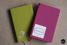 Dar uma nova vida ao nosso material escolar. Notebooks personalized with Reusegrams!