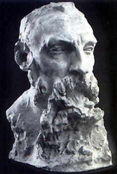 Camille Claudel - Buste de Rodin