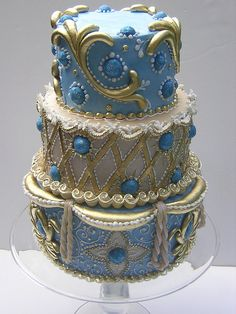 Baroque Wedding Cake | Flickr - Photo Sharing!