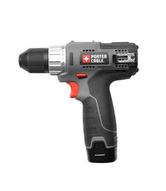 Price: $90 1/2-in. Holes: 166 2 1/2-in. Screws: 164 We liked this tool's textured grip surfaces, balance and decent power and speed. What else could you ask from a drill? Well, how about a motor casing with a handy, magnetic bit holder? The Porter Cable has one of those. Dislikes: Nothing noted. Rating:  * * * BEST VALUE   - PopularMechanics.com