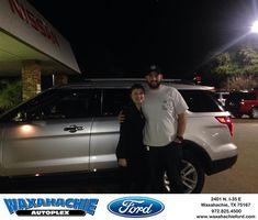 #HappyBirthday to Matthew from Abry Hogan at Waxahachie Ford!  https://deliverymaxx.com/DealerReviews.aspx?DealerCode=E749  #HappyBirthday #WaxahachieFord
