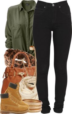 """""""3 3 13"""" by miizz-starburst ❤ liked on Polyvore - Other than the boots, cute outfit!"""